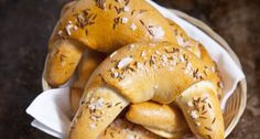 undefined What To Make, Bagel, Recipies, Goodies, Turkey, Dishes, Baking, Food, Buns
