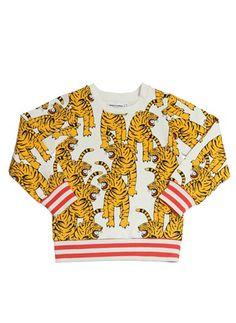 Mini Rodini Bengal Tiger Sweatshirt 1572011510 - PRE-ORDER