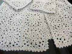 omⒶ KOPPA: Kukkamandalaruutu - VILLATAKKI - omA variaatio Crochet Coat, Crochet Jacket, Crochet Cardigan, Crochet Clothes, Afghan Patterns, Crochet Patterns, Doily Art, Mandala Yarn, Crochet Stitches