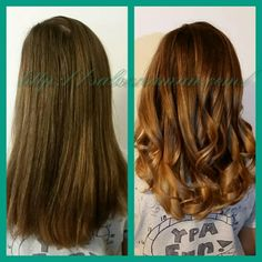 I love this beautiful natural looking balayage!  Make your reservation online to get your Hair makeover!
