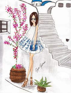 Reyni Ramírez Illustrations: febrero 2016