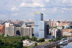 World Trade Center  at Krasnaya Presnya, Moscow