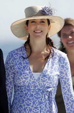 HRH Mary, Crown Princess of Denmark, Countess of Monpezat, 2005