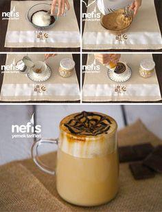 Ev Yapımı 1 Ay Saklanabilen Cappuccino #evyapımı1aysaklanabilencappucciono #içecektarifleri #nefisyemektarifleri #yemektarifleri #tarifsunum #lezzetlitarifler #lezzet #sunum #sunumönemlidir #tarif #yemek #food #yummy Nescafe, Frappe, Chocolate Coffee, Coffee Love, Dessert Recipes, Desserts, Milkshake, Coffee Drinks, Latte