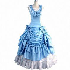 3 Farben ärmellose Ballkleid mit Bowknot gotische Lolita Abendkleid für die Hochzeit Fashion Season, http://www.amazon.de/dp/B00EE280PW/ref=cm_sw_r_pi_dp_2iUJtb06XM45B