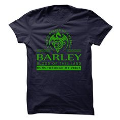 (Deal Tshirt 1hour) BARLEY-the-awesome [Tshirt Facebook] T Shirts, Hoodies. Get it now ==► https://www.sunfrog.com/Names/BARLEY-the-awesome-53661413-Guys.html?57074