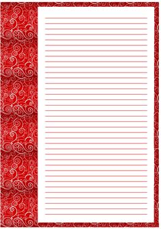 stationary | redbreeze stationary free by cpchocccc designs interfaces other ...