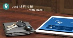 Where's my keys? Where's my phone? TrackR is giving away Free devices to help you find and track your lost items. Limited Time Offer.