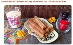 The Book of Life Churros