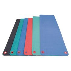 Aeromat Elite Workout Mat with Eyelets Blue 12x20x48Inch *** Be sure to check out this awesome product.(This is an Amazon affiliate link and I receive a commission for the sales)