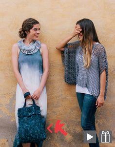 Bolso patrón gratuito de ganchillo | Crochet handbag free pattern