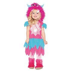 Sweetheart Monster Halloween Costume for Toddler