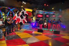José Peña Suazo estrenó un nuevo tema en Divertido con Jochy hoy.