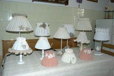 Lampade e paralumi <3 Lampshade Lore Cucito Creativo
