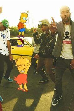 Simpson swag lol