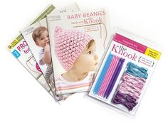 Knook Baby Value Pack - The Knook Baby Value Pack from Leisure Arts is a great way to get all the Knook baby patterns…