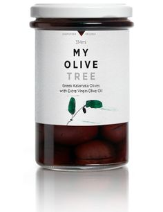 Home processed Kalamata Olives in Extra Virgin Olive Oil. Simply fantastic..