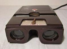 Vintage Kodak Kodaslide Stereo Slide Viewer I with Box