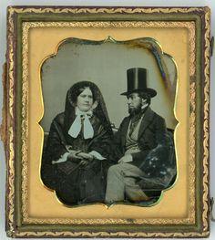 Daguerreotypes for Sale Vintage Couples, Vintage Love, Vintage Photos, Vintage Photography, Portrait Photography, 1800s Fashion, Daguerreotype, Historical Images, Photography Classes
