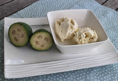 Feijoa Ice Cream by Carole's Chatter
