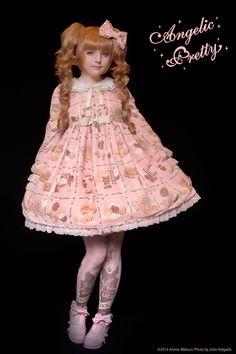 Empire waist lolita