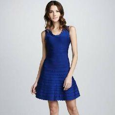 Claire Bandage Dress