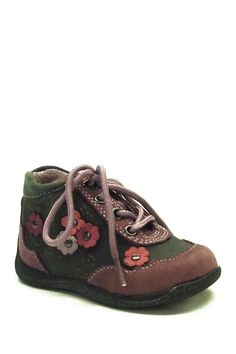 Kio Trend Cassie Lace-Up Shoe (Baby