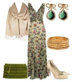 Maxidresses by outfits-de-moda2 on Polyvore featuring moda, D&G, STELLA McCARTNEY, Mar y Sol, Alvina Abramova and Coast