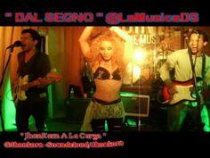 """DAL SEGNO """"En La Quinta Bar de Caracas 21/06/2014"""" Show Brutal"""
