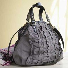 An eco friendly bag that is sooo beautiful!