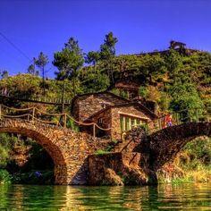 Serra do Açor - Foz d`Égua - Piodão - Arganil, Portugal