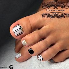 561 Best Toe Nail Designs Images On Pinterest In 2018