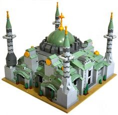 Microscale Hagia Sophia looks nothing like Jabbas Palace
