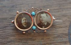 Antique French Rose Gold Plated Hallmarked by LaComtesseDeTalaru
