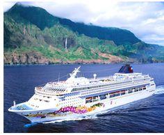 Hawaiian cruise!