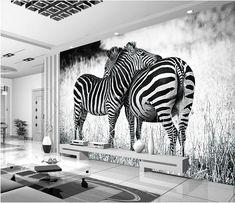 Home Decoration customized wallpaper for walls Black and white zebra landscape photo wallpaper for walls Zebra Print Wallpaper, Textured Wallpaper, Photo Wallpaper, Wall Wallpaper, Leopard Print Background, White Zebra, Pink Turquoise, Zebras, Landscape Photos
