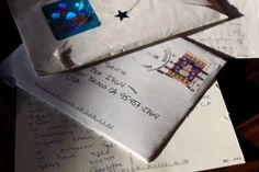 I've Started Writing Letters Again, and It's Awesome. Letters make me feel like I am whispering to a friend on the riverbank on a hot summer day, the air alive with the smell of bay laurel and the water so still that it looks like glass.