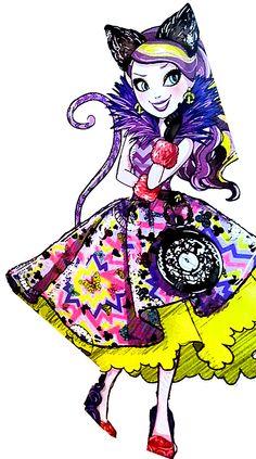 Kitty Cheshire. Way to Wonderland