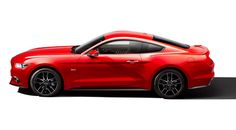 Ford Mustang (2015) first official pictures by CAR Magazine