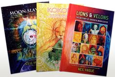 Neil's Illustrated Stories