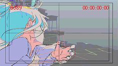 animated eastern effects genga hair optical-core smoke web