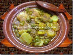 Cocina con Nora (cocina marroquí): Tayín (tajine) de salmón