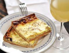 Französischer Zwiebelkuchen Rezept