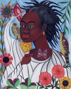 Woman of Haiti