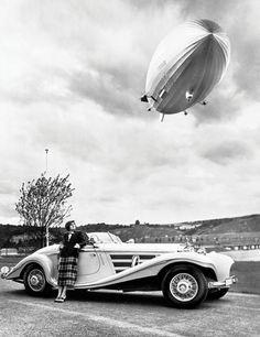 zeppelin & mercedes