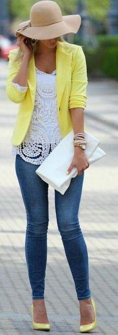 25 formas de vestir cómoda y con estilo en el trabajo | Belleza