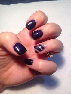 extensions sur ongles naturels en gel uv vernis semi permanent bleu marine d 233 co nail