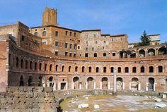 Tuscola: Visita ai Mercati di Traiano