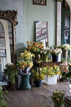花イメージ、装飾