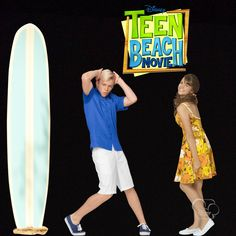 New teen beach movie Team Beach Movie, Disney Channel Movies, Walk To Remember, The Last Song, Teen Beach, Disney Boys, New Teen, Movie Themes, Ross Lynch